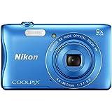 Nikon COOLPIX S3700 blau ornament