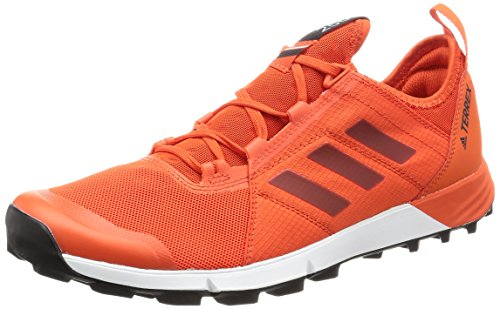 adidas Terrex Agravic Speed, Botas de Montaña para Hombre, Naranja (Arancione Energi/Energi/Negbas), 42 EU