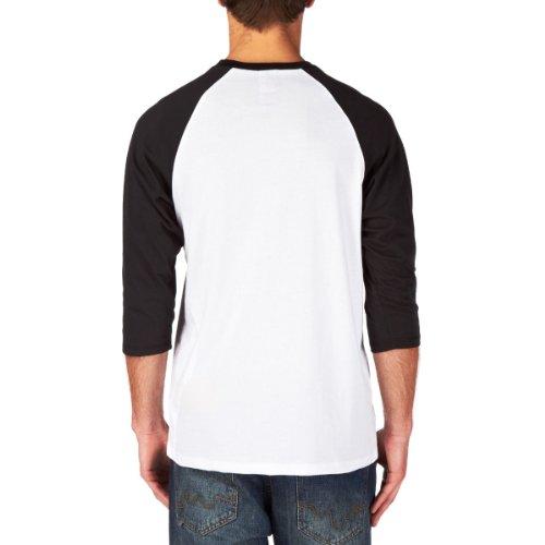 Metal Mulisha T-Shirt / Pullover / Hoodie / Knits schwarz / weiß BLACKEN Black w/White