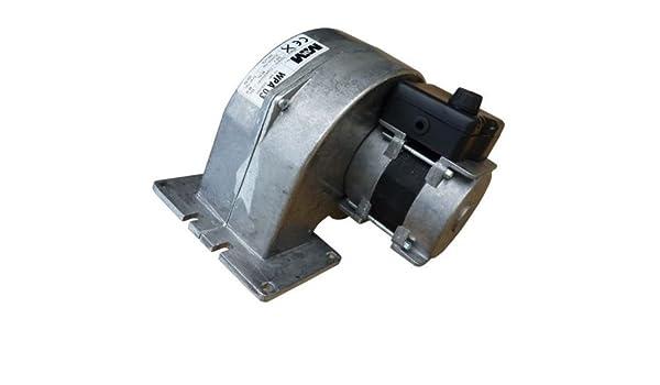 Brenner & Kessel 3 Stufen Regler K Installation & Sanitär Druckgebläse Ofengebläse Holzvergaser Druckventilator M