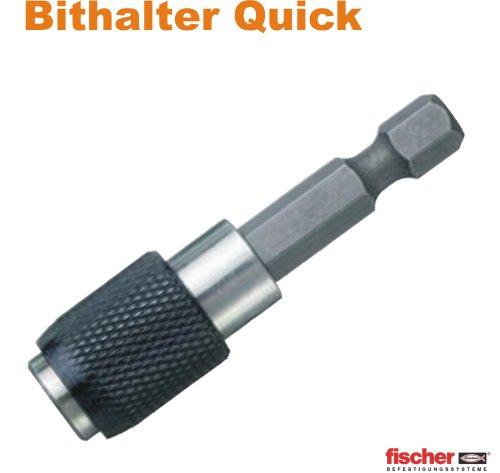 Profi Magnet-Bithalter (FBH Quick, magnetisch, Schnellwechselfunktion, starker Halt)