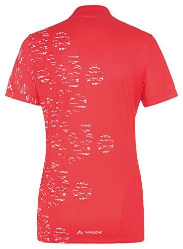 VAUDE t-shirt pour femme tremalzo women's t-shirt Rouge - Rouge