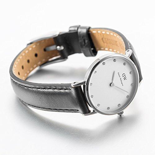 daniel wellington women 39 s quartz watch with white dial. Black Bedroom Furniture Sets. Home Design Ideas