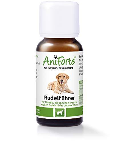 AniForte Bio-Bachblüten Rudelführer 20 g - Naturprodukt für Hunde