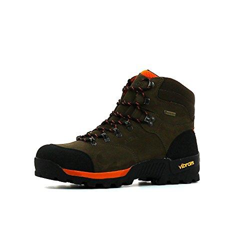 Aigle Chaussures de Chasse Altavio Mid GTX Multicolore