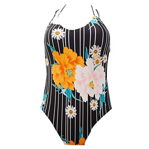 d050c9ba3c2c Filfeel Costume da Bagno Bikini con Cinturino Sexy 1 Pezzo Costume da Bagno  per Piscina in