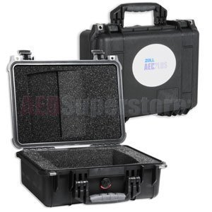 Zoll Aed Plus (Zoll AED Plus 8000 Hard Case - 13 in Width - 16 in Length - 6.9 in Height - 8000-0836-01 [PRICE is per EACH] by Zoll)