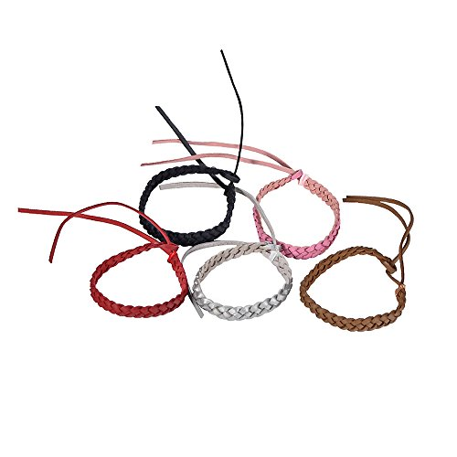 mudder-mosquito-repellent-leather-bracelet-bands-5-pieces