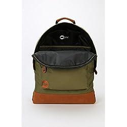 Mi-Pac Topstars Backpack Mochila Tipo Casual, 41 cm, 17 Litros, Khaki