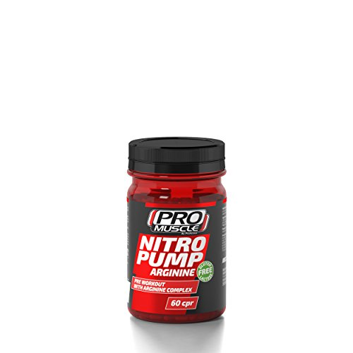 Promuscle Nitro Pump 60 cpr