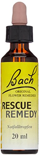 Gall Pharma Bachblüte Nr. 39 Original Flower Rescue – Notfalltropfen, 1er Pack (1 x 20 ml)