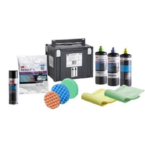 Preisvergleich Produktbild 3M Perfect-it III Finish Farbsystem-Box