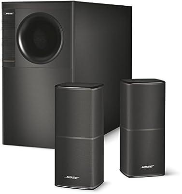 Bose® Sistema di diffusori stereo Acoustimass® 5 Serie V