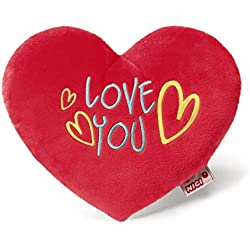 NICI - Love cojín en forma de corazón, 25 cm (40196.0)