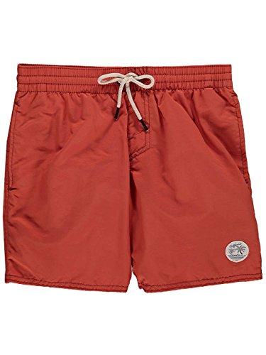 O'Neill Pb Vert Boardshorts, Traje de baño Para Niños, Naranja (Ginger Spi), 152