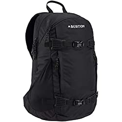 Burton Day Hiker 25L Sacs à Dos Mixte Adulte, True Black Ripstop