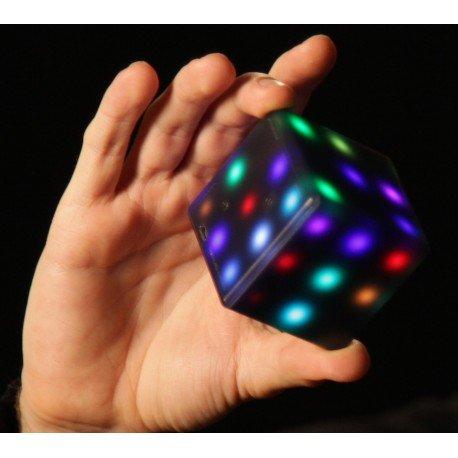 Rubiks Futurocube V2 Anpassbarer elektronischer bewegungsgesteuerter Gaming-Würfel, Multi Spiele, Online-Spielstände, Multiplayer