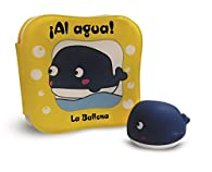 ¡Al agua! La ballena: Con una ballenita para la bañera par  Varios autores