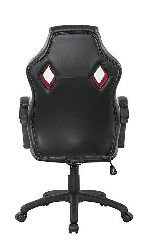 Intimate wm heart silla de escritorio de oficina de pu for Silla escritorio baquet