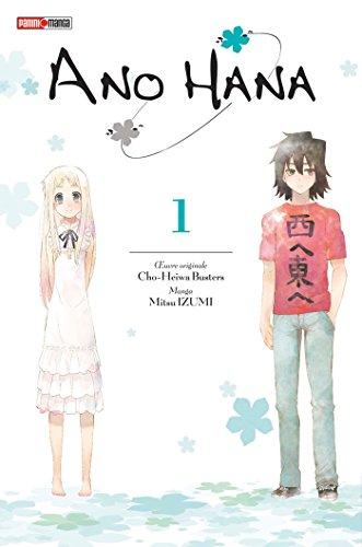 Ano Hana T01 par Mari Okada, Mitsu IZUMI