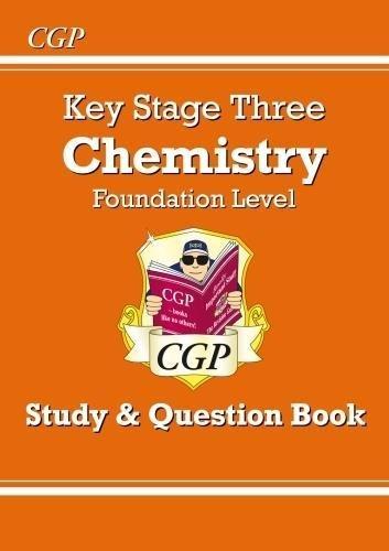KS3 Chemistry Study & Question Book - Foundation
