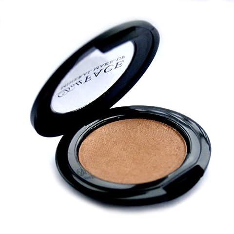 Doll Face Mineral Make Up Bronzer Foundation Puder (pressed) 3.8gm