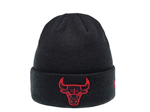 New Era Chicago Bulls Red Horn Mütze - NBA Basketball
