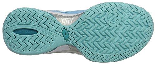 Lotto Sport Viper Ultra Iii Spd W, Chaussures de Tennis Femme Bleu (Blu Mex/wht)