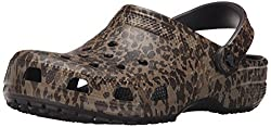 Crocs Classic Leopard II Clog Unisex Slip on [Shoes]_203181-90L-M9W11