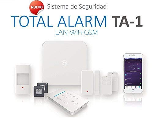 Comprar alarma wifi TA 1