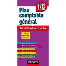 Plan comptable général 2019/2020 - Liste intégrale des comptes