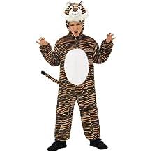 Widman - Disfraz de tigre infantil, talla 3 - 5 años (S/9788M)