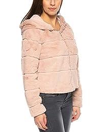4050819e84 Amazon.it: ecopelliccia donna - Only: Abbigliamento