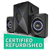 (Renewed) Creative SBS-E2800 2.1 High Performance Speakers System (Black)