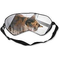 Schlafmaske und Augenbinde mit Tier-Motleymuster, super glatte Augenmaske preisvergleich bei billige-tabletten.eu