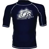 Flexifoil - Maglietta sportiva -  uomo Blu blu X-Large