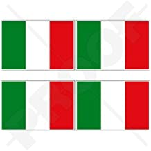 Skino Schl/üsselanh/änger Italien Italy Flagge Fahne Metall Keyring Auto Schl/üssel Geschenk Metall-Schl/üsselanh/änger KK 221