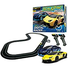 Scalextric - Sca1327p - Circuito - Digital Box Racer - Escala 1/32