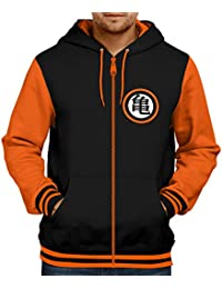 Fashion And Youth Dragon Ball Z Anime Hoodie | Anime Jacket Sweatshirt | Goku Hoodie