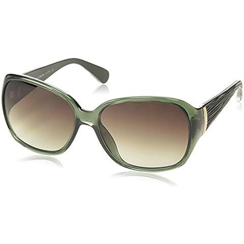 Calvin Klein - Gafas de sol Wayfarer CK7740, 235 Bronze