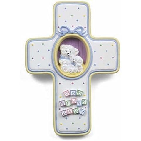 God Bless Baby Cross - God Bless Baby Cross