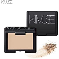 KIMUSE Two Colour Highlighter Palette Shimmer Maquillaje Powder Bronzer Contour