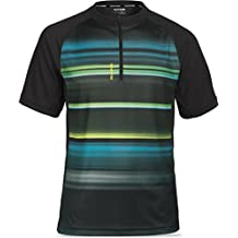 Dakine Bike Hirt Range Short Sleeve Jersey, primavera/verano, hombre, color Neblina, tamaño small