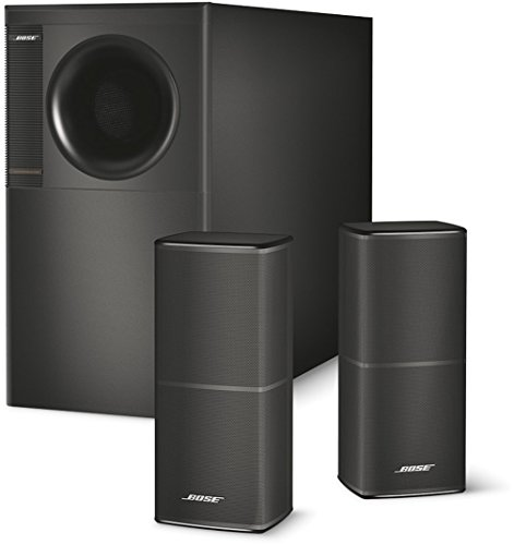 Bose ® Acoustimass 5 Series V Stereo Speaker System - Black