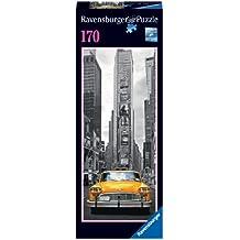 Ravensburger 15127 Taxi de Nueva York - Puzzle (170 piezas)