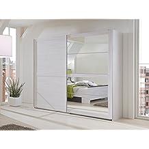 Schwebetürenschrank spiegel eiche  Suchergebnis auf Amazon.de für: Schwebetürenschrank, Breite 270 cm