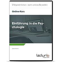Online-Videokurs Einführung in die Psychologie
