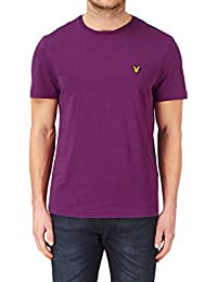 Lyle & Scott TS009V02V Crew Neck-Camiseta hombre,
