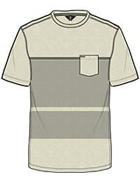 Volcom - T-shirt - Homme beige beige