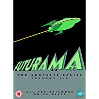 Futurama - Season 1-8